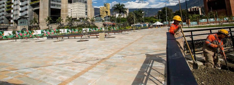 La etapa 1B de Parques del Río será inaugurada con pendientes