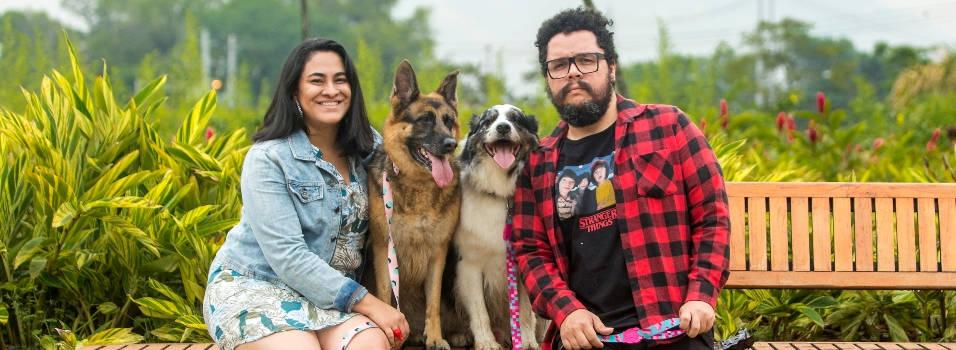 Mascotas, visitantes frecuentes de Parques del Río