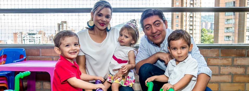 Medellín no está preparada para familias con trillizos