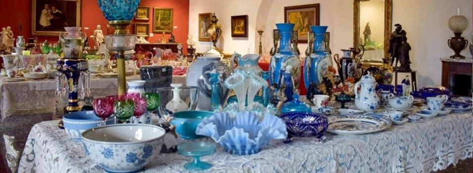 No se pierda el tradicional Bazar de Antigüedades de El Castillo