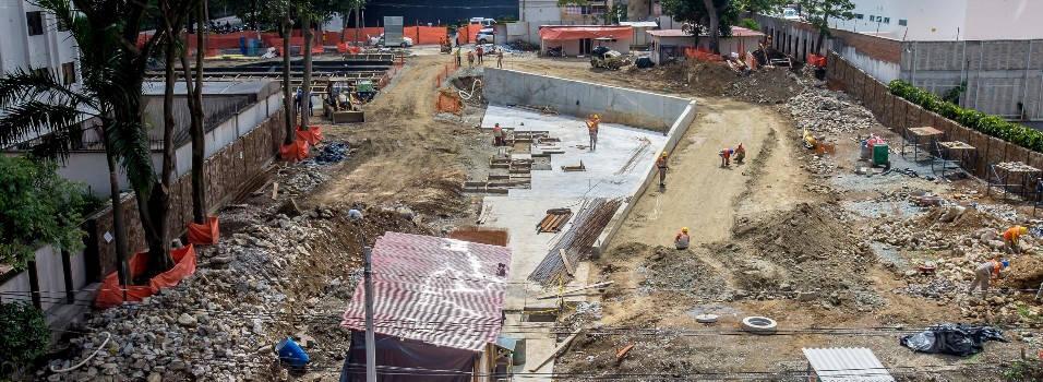 Parque memorial donde estaba el Mónaco estaría listo en diciembre