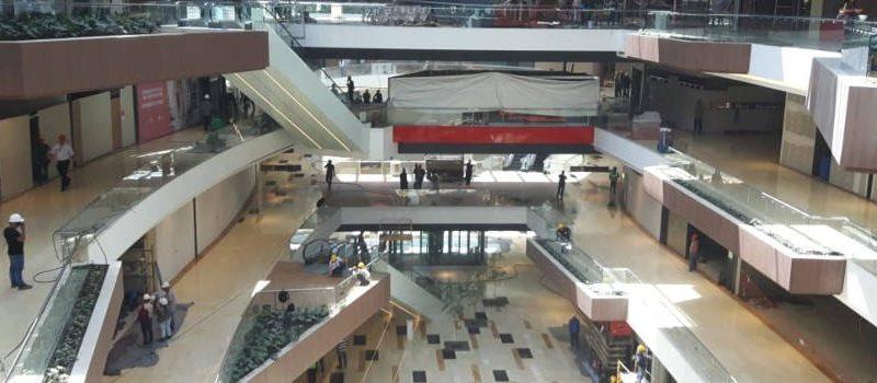 VIDEO Así es por dentro el nuevo centro comercial Arkadia