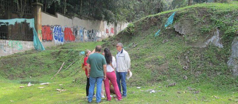 Vecinos de La Frontera esperan su parque ambiental