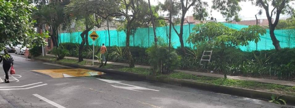 Ya comenzó la primera etapa del parque urbano de El Dorado