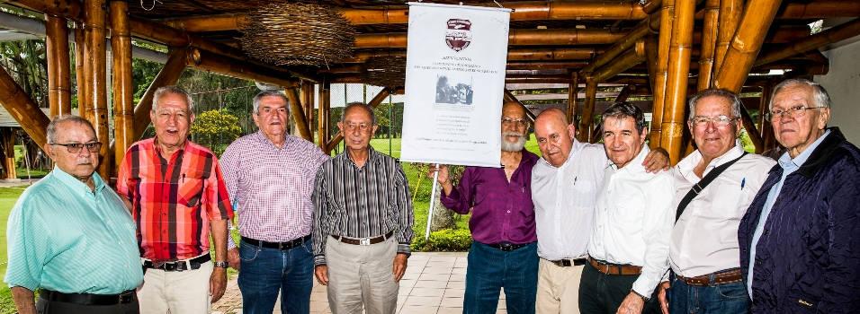 Ellos fueron la primera promoción de la I. E. Marco Fidel Suárez