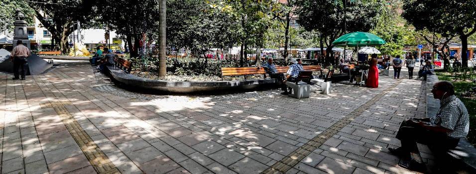 FOTOS Así quedó el renovado parque de Belén