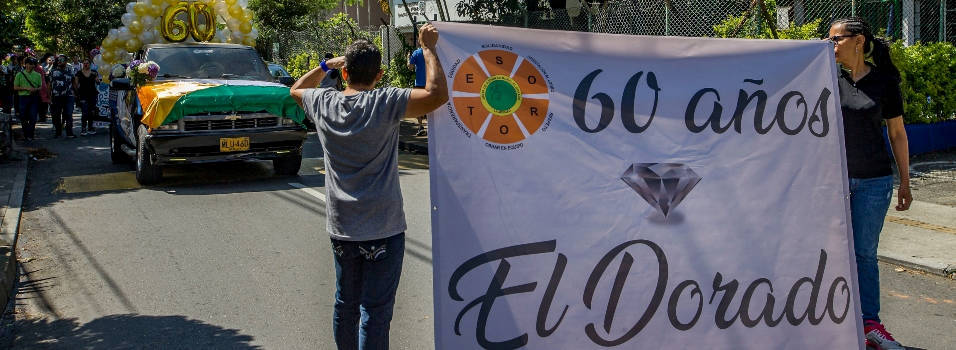 Hace 60 años comenzó a brillar El Dorado