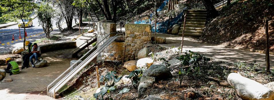 Inconformidad con parques remodelados en el occidente de Medellín