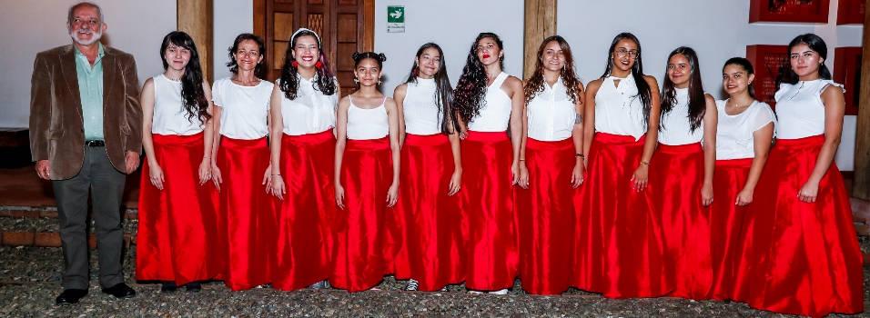 La Cantoría, el coro femenino de Envigado que celebra sus 15 años