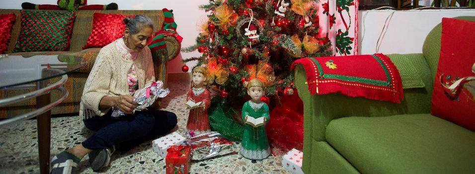 La Navidad de la casa de los Vasco, tradición en El Poblado