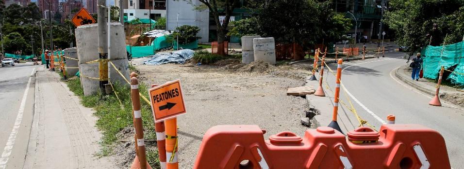 Las obras de la Av. 34 siguen generando polémica entre los vecinos