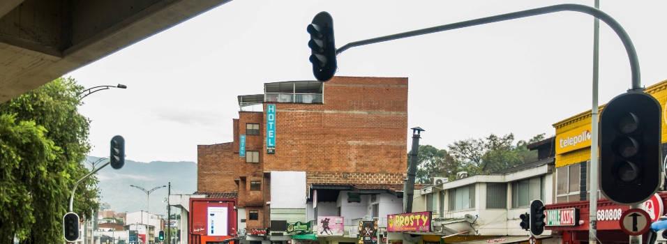 Semáforos son objeto de robo y vandalismo en Belén