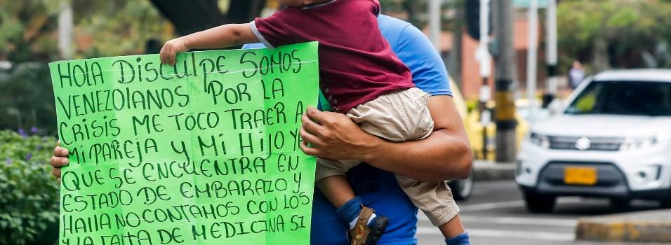 Vecina se queja por el aumento de la mendicidad en El Poblado