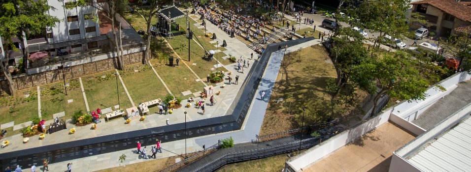 ¿A este parque sí lo llaman Inflexión?