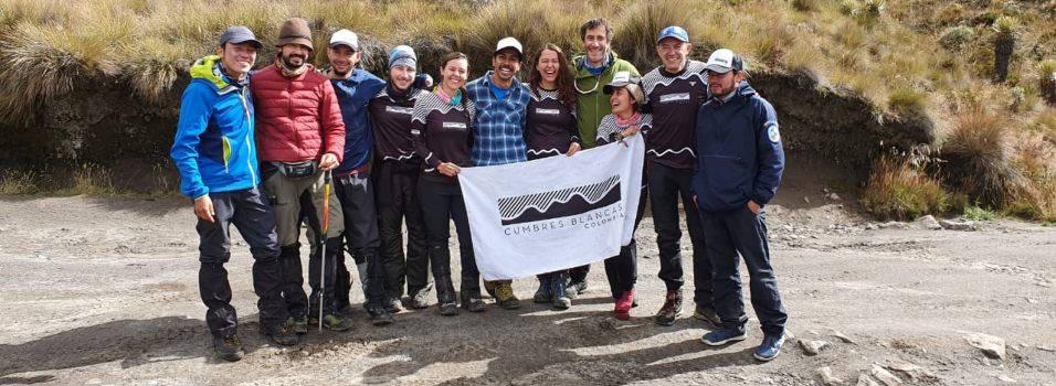 Envigadeños buscan rescatar la memoria de los glaciares colombianos