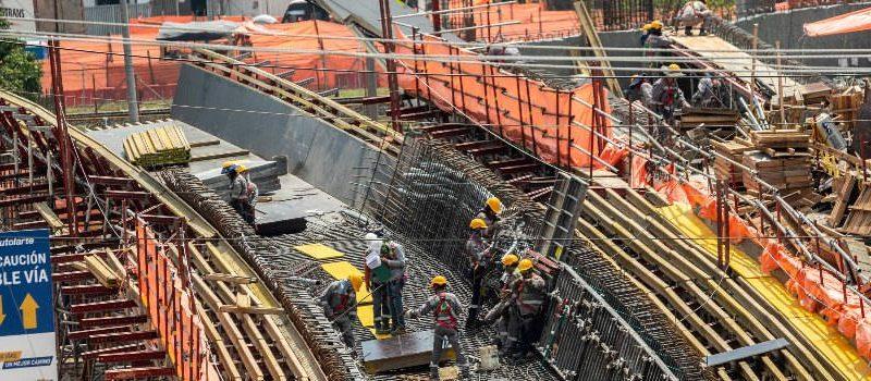 ¿Cómo van las obras en el puente de Ayurá?