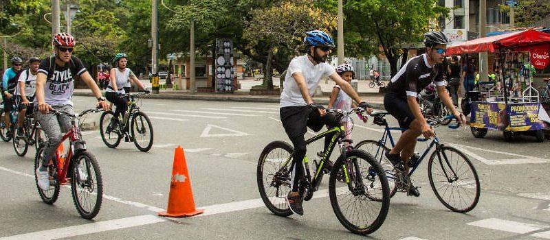 Medellín tendrá ciclovías temporales durante el estado de prevención