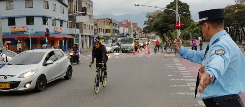Molestias por las ciclovías temporales en San Juan y en la 65