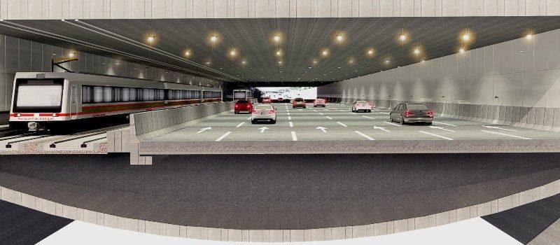 Parques del Río tendría estación de tren y de cable aéreo