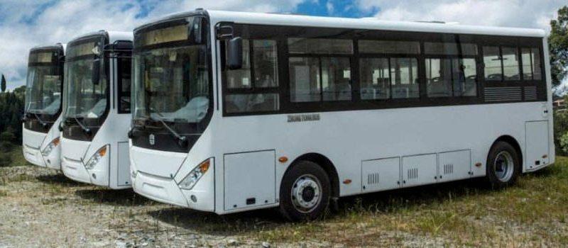 Rutas alimentadoras de Belén y Laureles tendrán buses eléctricos