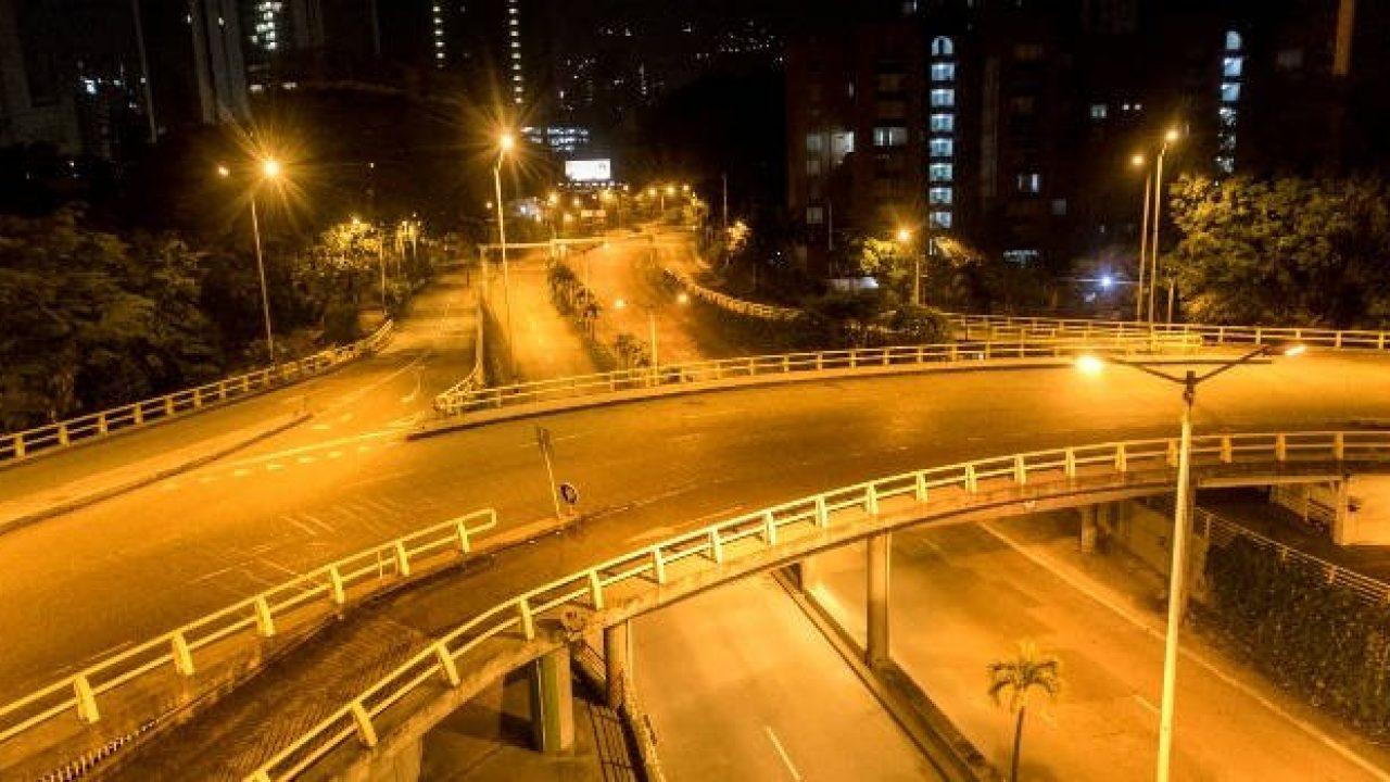 Medellin Tendra De Nuevo Toque De Queda Durante Este Fin De Semana Gente Com Co