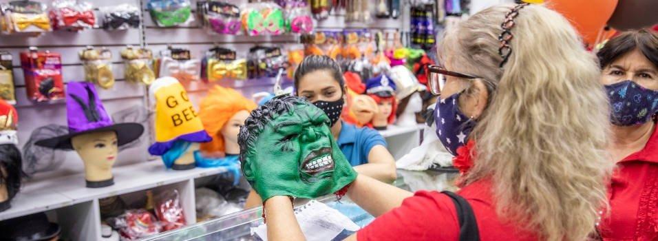 Toque de queda para adultos y niños y ley seca durante Halloween en Antioquia